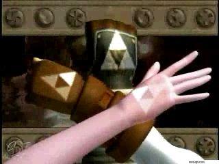 Ganondorf, Link, Zelda