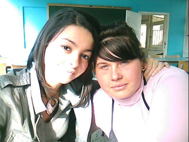 Karima & Moi