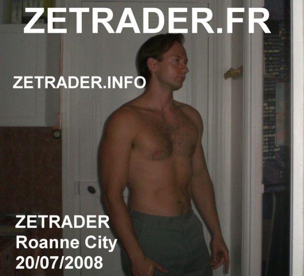 Roanne 20 juillet 2008 - 33 ans depuis le 13 juillet 2008