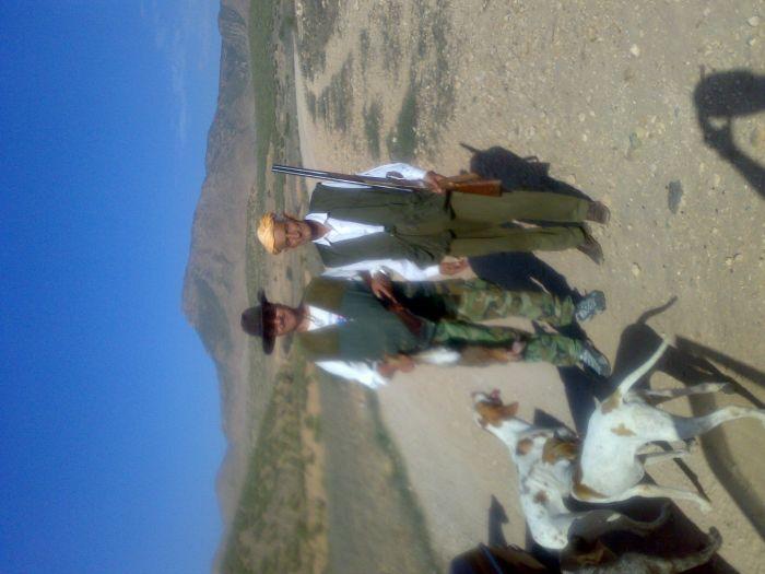 Mon père et Le vieux kandousi