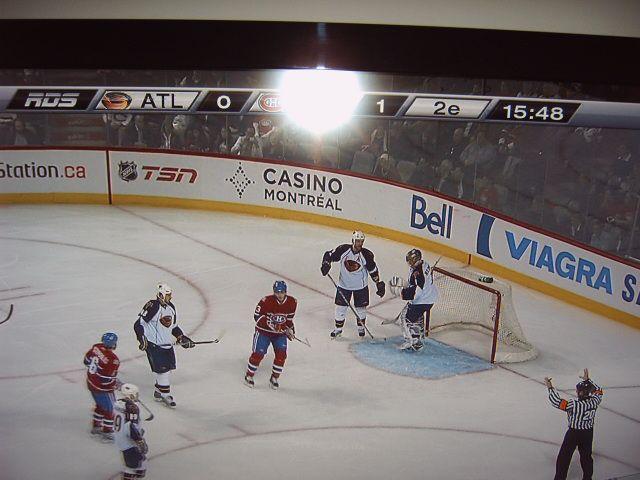 match de hockey 5a 0 canada a gagner cool
