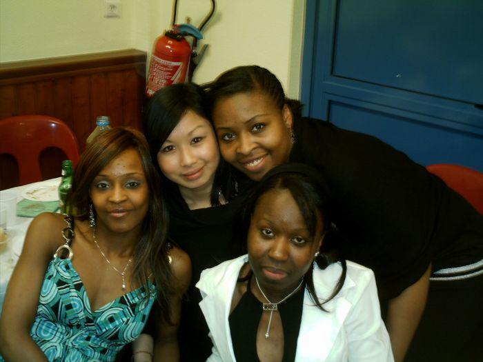 moi et mes belles soeurs