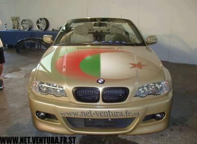 bmw algerie