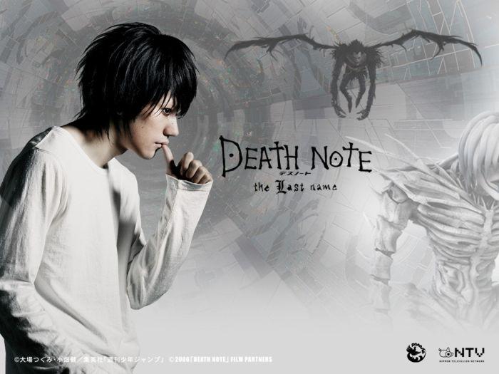 Death Note le film..jadore !! ( Kenichi matsuyama <3 )