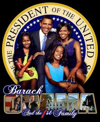 la famille obama