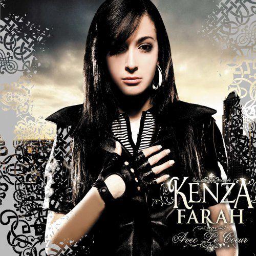 Derniere Album De KenZa - Farah , Avec Le Coeur