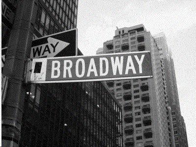 Broadway , la classe !!
