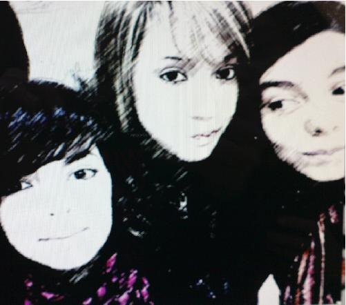 ChlOwé , MariinOu && mOii _ Jvs Aiime <3