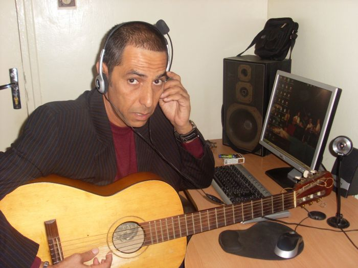 au  studio d enregistrement