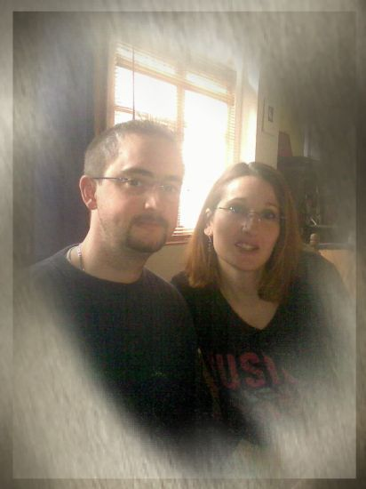 Ma soeur Coco et son mari Tito