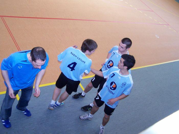 Alex, Max, Tom,  Selman