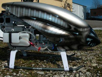 bulle t-rex 600N