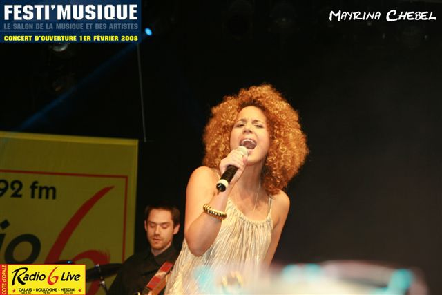 Festi'Music RADIO6 Live 01/02/2008