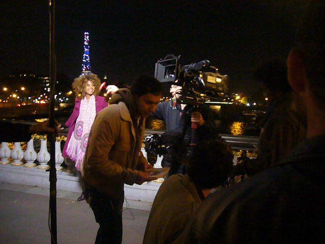 """Tournage du clip """"Tant D'amour à Donner"""""""