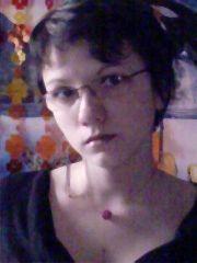 moi en mode lunettes