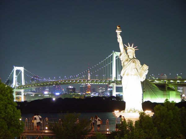The Statue Of The Liberty