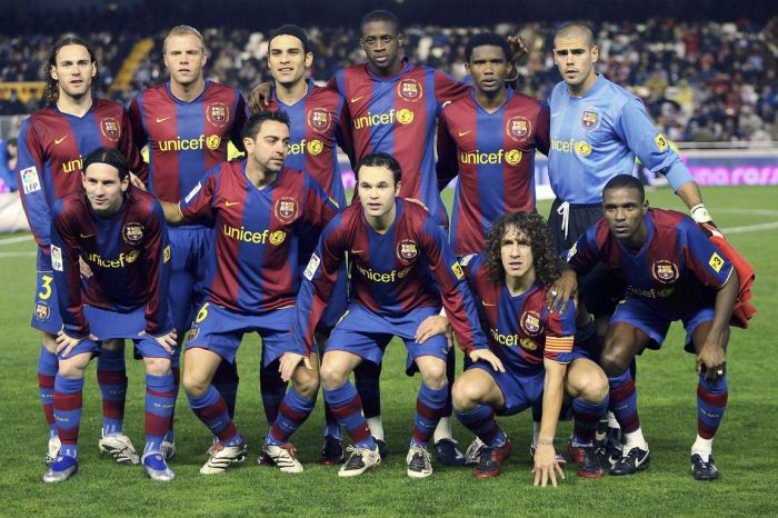 Dream Team : 08/09