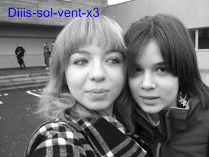 Chamalow & moi x)