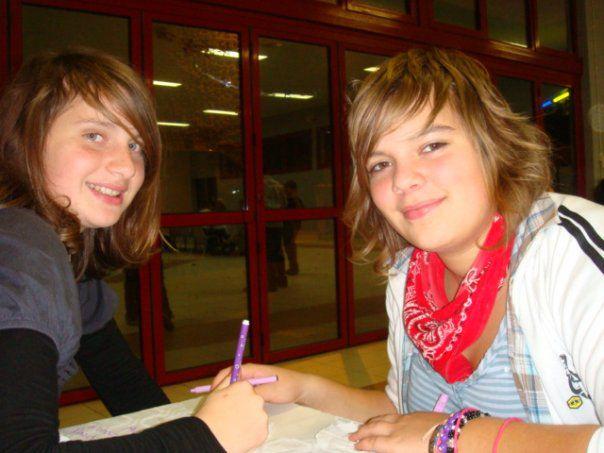 Mwa and Mariie <3