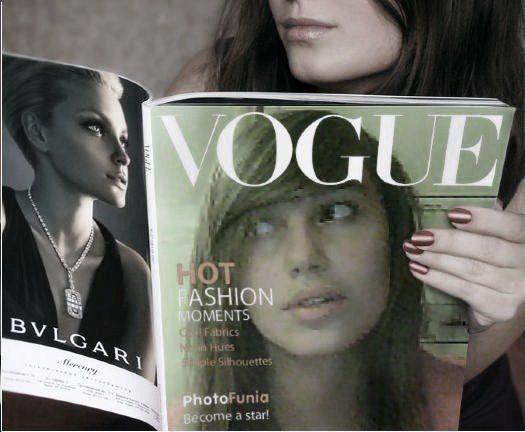 Vogue - Moi . (l)