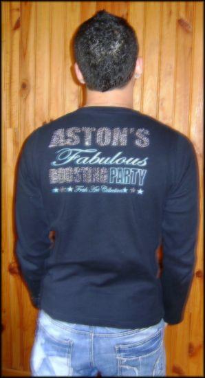 I LOVE ASTON'S [L]