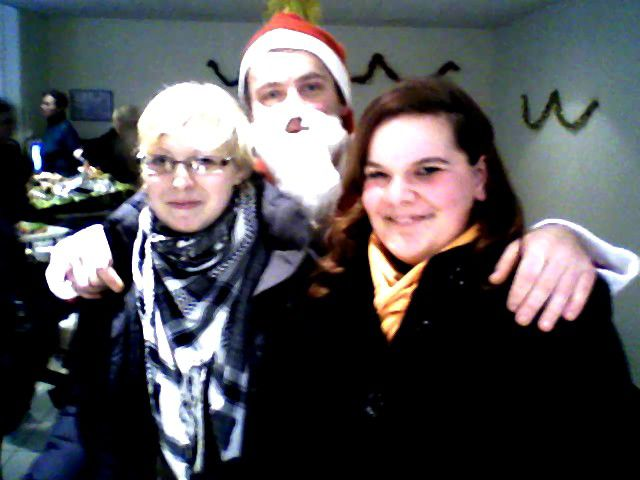 Daiiz`& Moua avec le Peяe Noël de la Cantiine  =L
