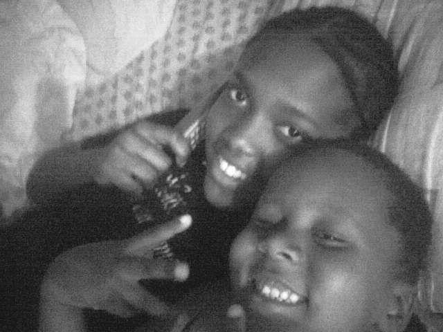 Babou et moi