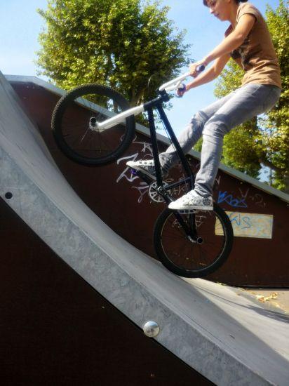 Tiphaine my girl rider =)
