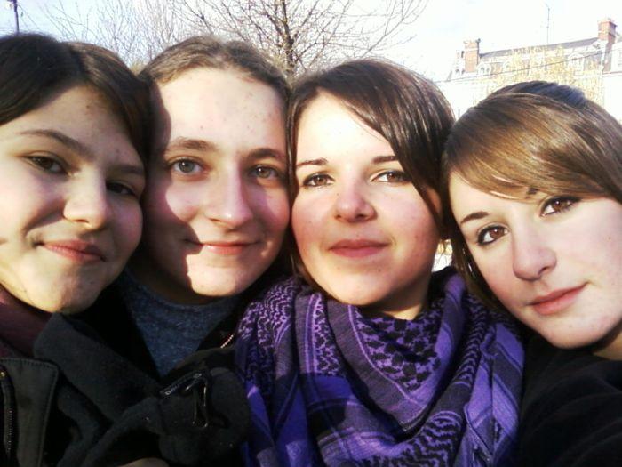 Bichon, Didie, Mi and Zulie