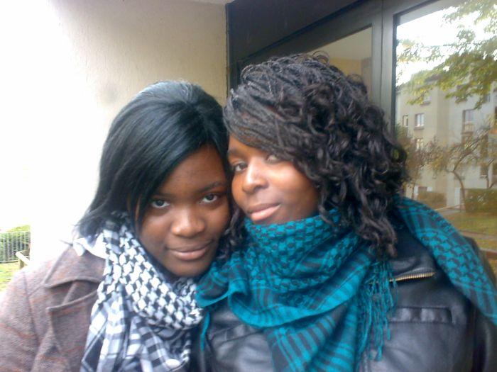 Moi et Aminata