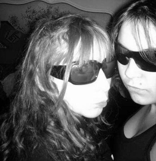 Jennifer &² moi