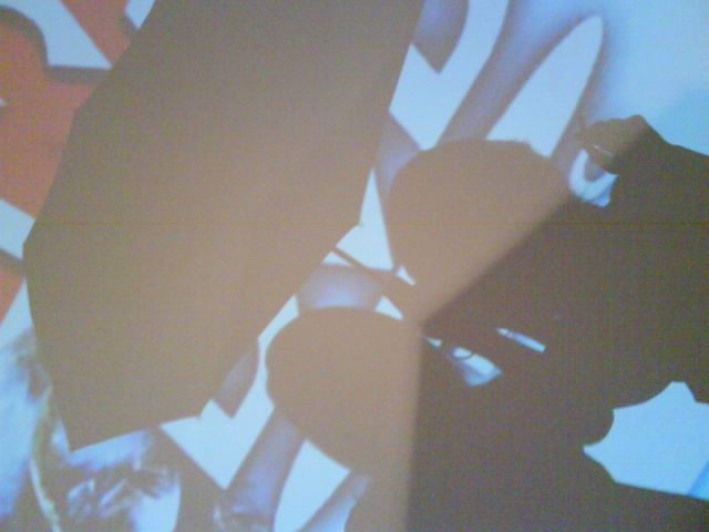 Malpolie en moode rétro-projection xPp