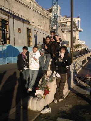 CA5 => Blanco Memorial' !