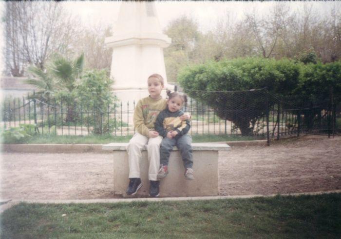 moi et mon frere Amine