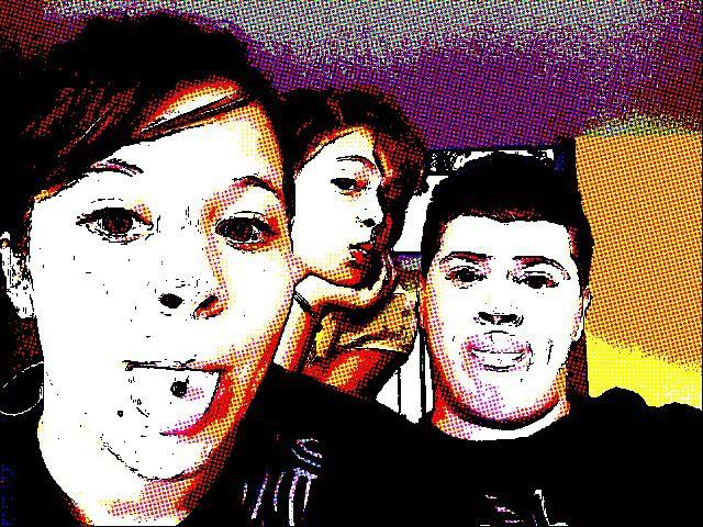 Drey, Omah et moi