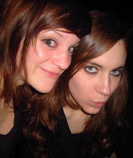 Ma meilleur amie (Coralie) and me !!
