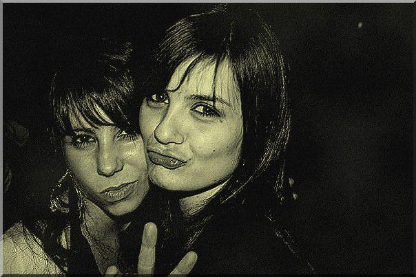 Aude & Moi <3