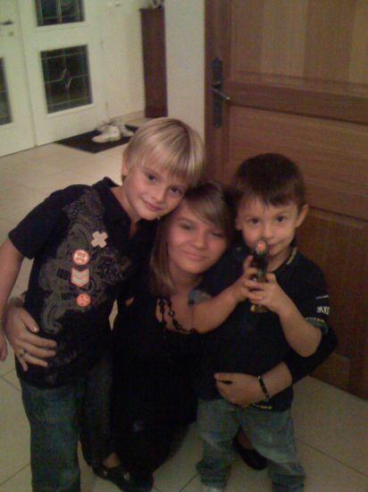 La Cousine, Enzo & Mat