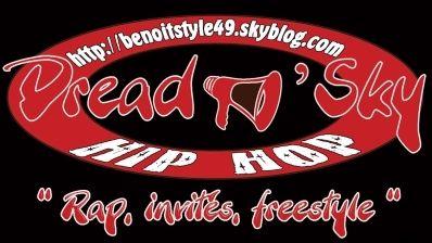 Logo émission radio DREAD'N'SKY