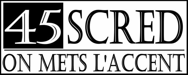 logo 45 SCRED