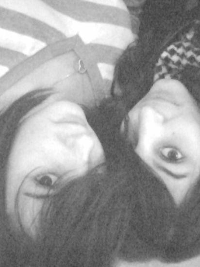 Sarah & moi
