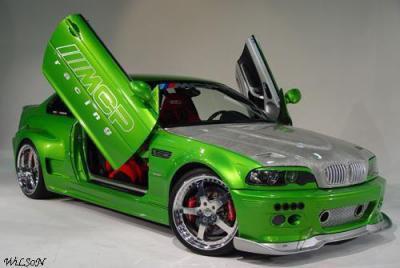 BMW M3 GT-R