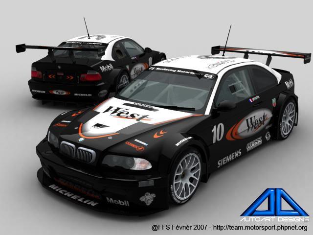 BMW M3 GT-R ( F3 )