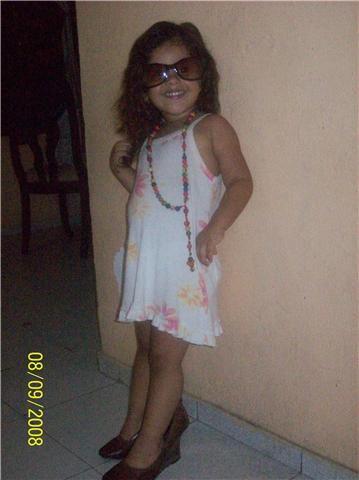 my dear little cousin