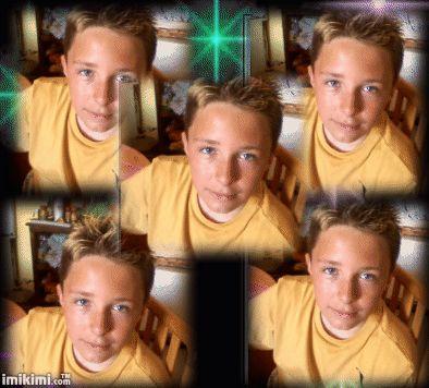 mon fils gregory(je tm)