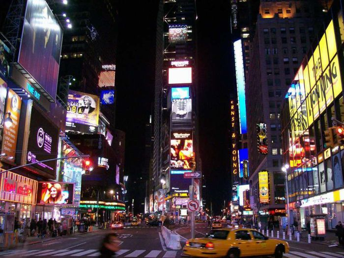 new york : le pay de mes reves