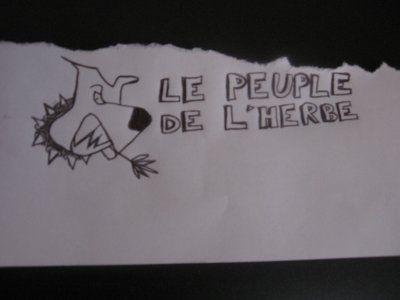 dessin by moi ( le peuple de l'herbe )