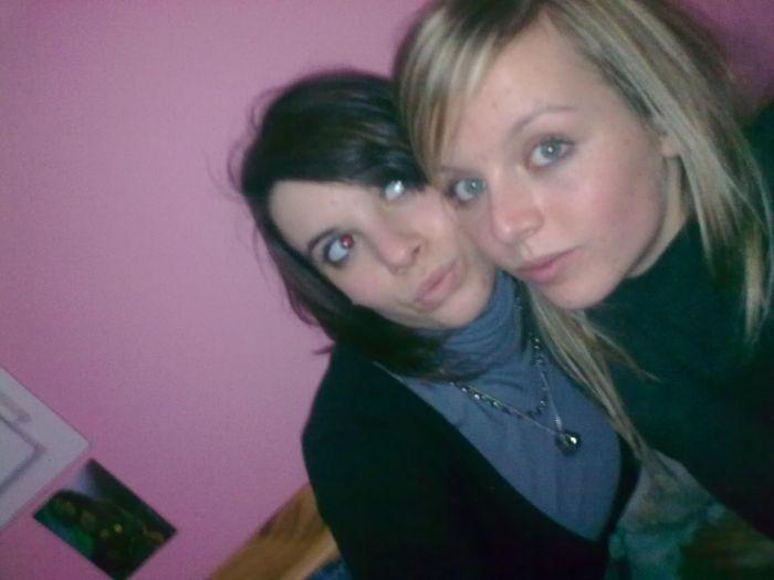 Chloé et moi :)