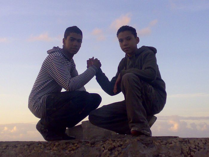 my and hicham
