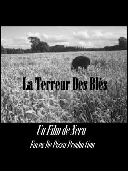 "Cover ""La terreur des blés"""
